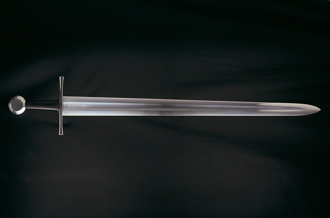 Knightly Sword with Type X Blade